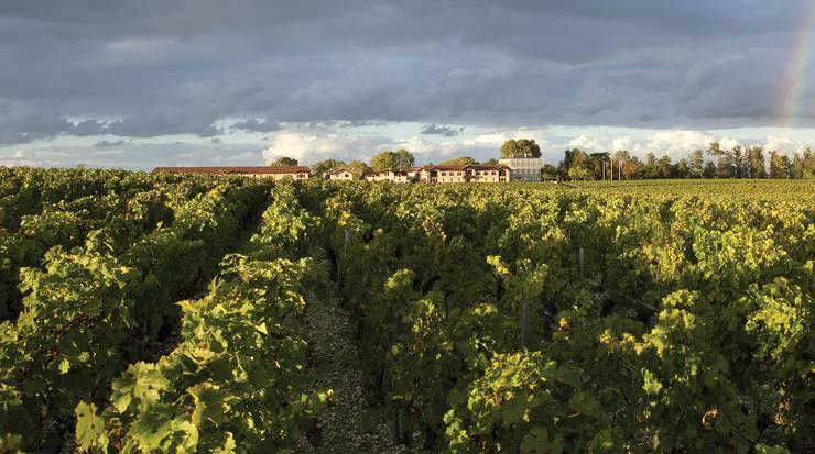 Das Château Pontet Canet (Gemeinde Pauillac) wird seit 2005 zu 100 Prozent biodynamisch geführt. Es war das erste der grossen Châteaux im Bordeaux.