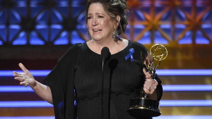 Ann Dowd gewann bei der diesjährigen Emmy-Verleihung als beste Drama-Nebendarstellerin.