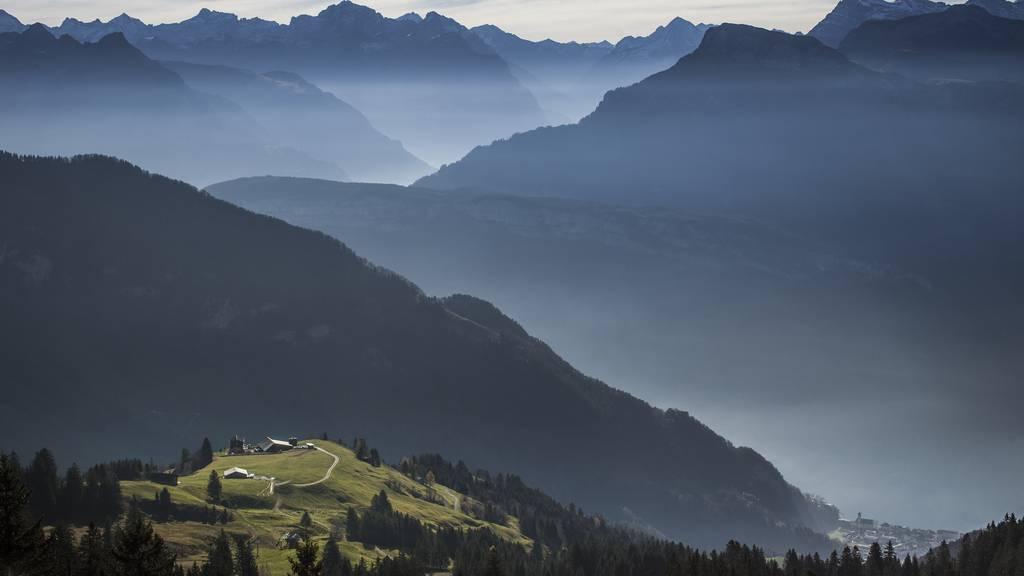 Vermisster Mann unterhalb der Rigi Scheidegg tot aufgefunden