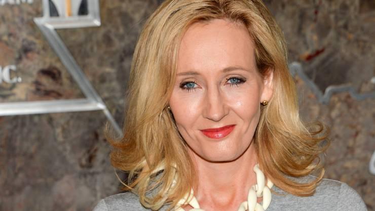 Im Sommer erscheint der achte Teil der Geschichte des von der britischen Autorin Joanne K. Rowling geschaffenen Zauberlehrlings. (Archiv)