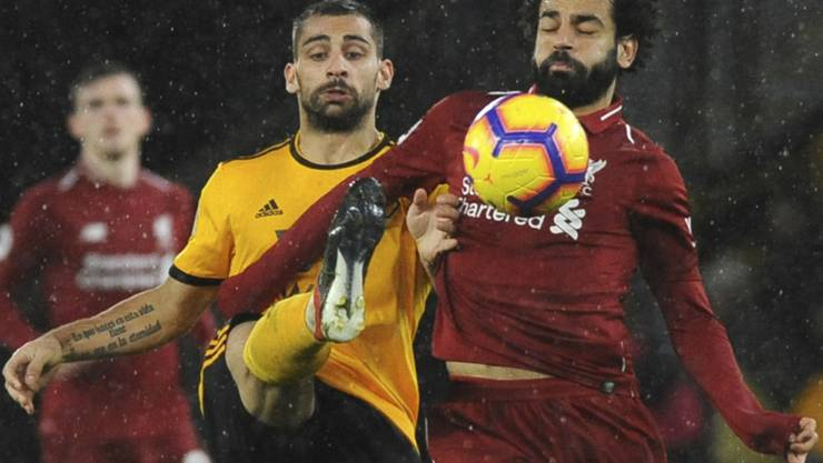 Mohamed Salah war an beiden Liverpooler Toren beteiligt