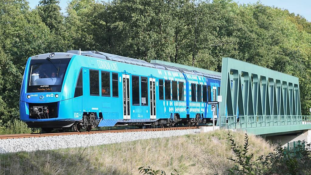 Alstom wächst nur dank Bombardier-Übernahme (Archivbild)