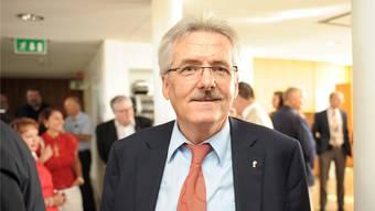 Brachte FDP und CVP/BDP auf seine Seite: SVP-Kantonalpräsident Oskar Kämpfer.