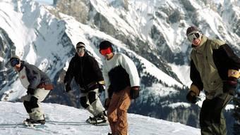 Skigebiet der Flumserberge (Archiv)