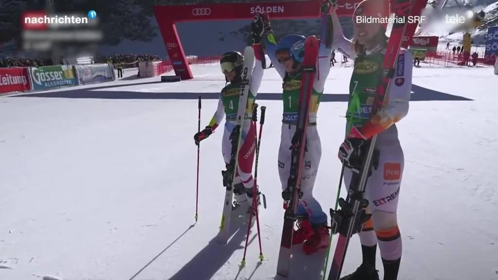Start der Ski Alpin Saison in Sölden