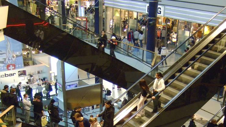 Das Glattzentrum ist auch mit 41 Jahren mit Abstand das umsatzstärkste Einkaufszentrum der Schweiz.