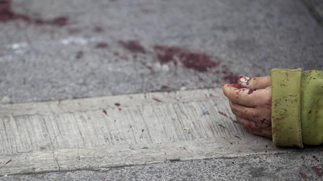 Im mexikanischen Drogenkrieg wurden seit 2006 mindestens 70'000 Menschen getötet (Symbolbild)