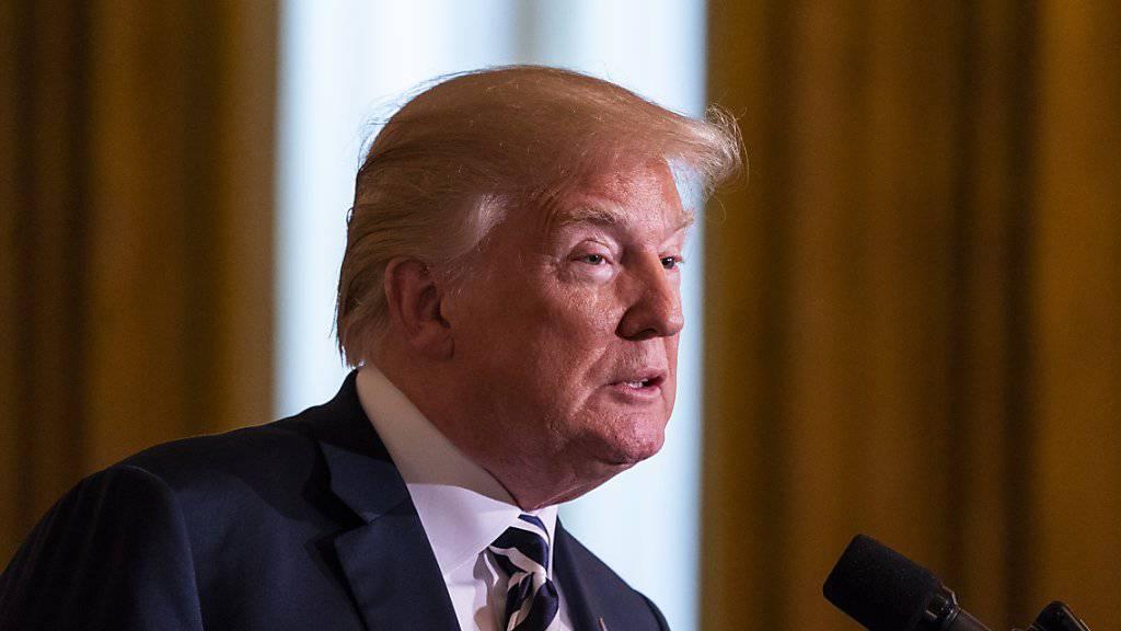 Giuliani: Trump entschädigte Anwalt nach Zahlung an Pornostar