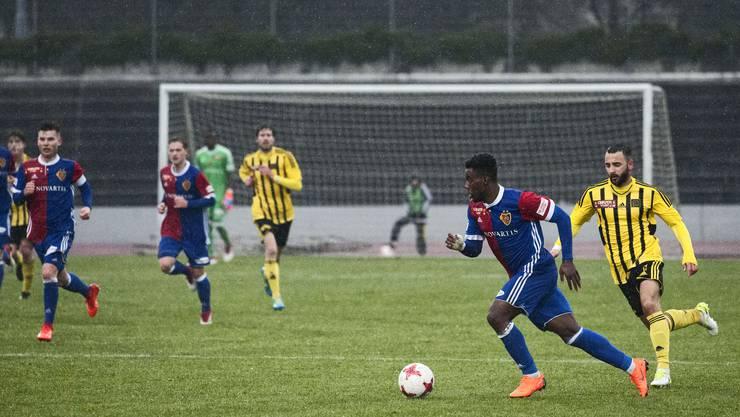 Die Old Boys, sowie der FC Basel verloren ihre Spiele. Die Black Stars bleiben dank einem Unentschieden gegen Zofingen Leader. §