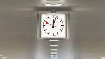Kommende Woche hat eine Minute einmal 61 Sekunden (Symbolbild)