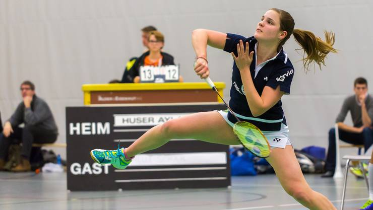 Ayla Huser konnte ihre Kontrahentin mit grossen Startschwierigkeiten dann doch noch besiegen.