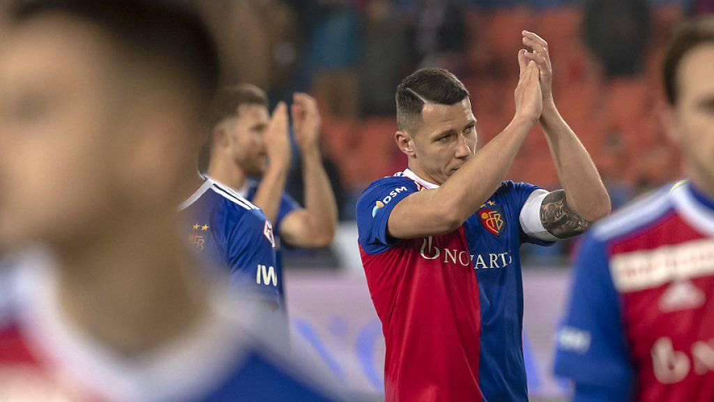 GC holte in Basel ein wundersames 0:0