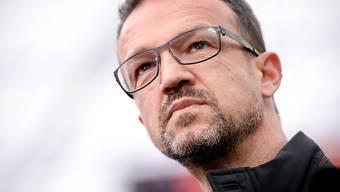 Sportvorstand Fredi Bobic gibt Entwarnung bei Frankfurts Krankheitsfällen