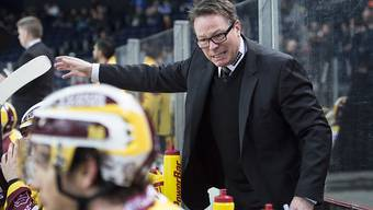 Chris McSorley führte Genève-Servette souverän in die Playoffs