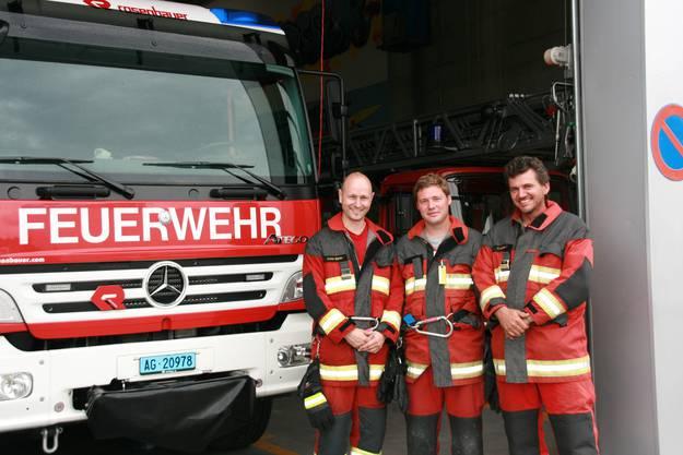 Feuerwehr hatte alle Hände voll zu tun