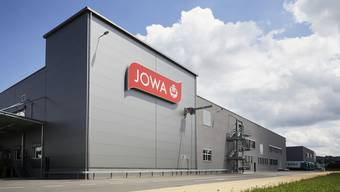 Jowa-Grossbäckerei in Gränichen
