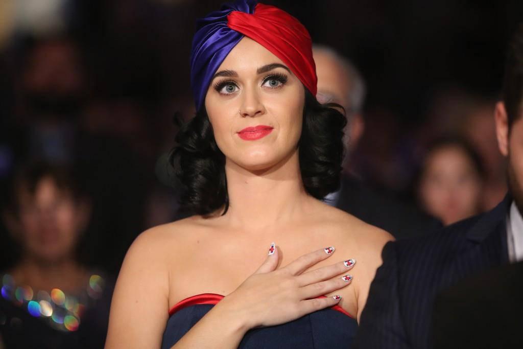 Katy Perry ist die bestverdienenste Musikerin des Jahres: 135 Mio. Dollar. (© Getty Images)