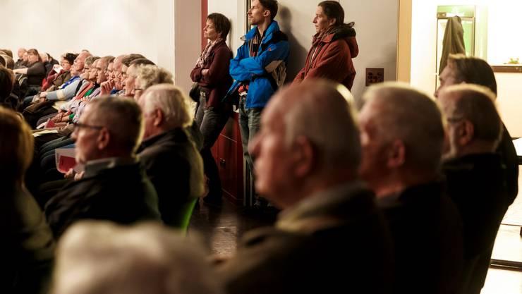 Gemeindeversammlung statt Einwohnerrat – auch in diesen Gemeinden sollen zukünftig Initiativen auf Gemeindeebene lanciert werden dürfen. (Symbolbild)
