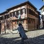Die Altstadt von Plowdiw im Süden Bulgariens.
