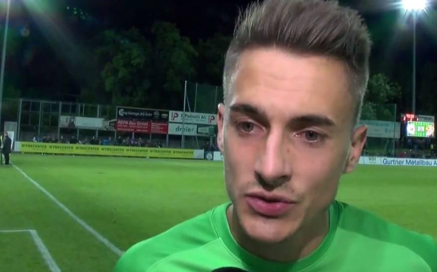 «Das ist geil – wir leben»: FC-Aarau-Goalie Joël Mall nach 2:1 gegen FCB