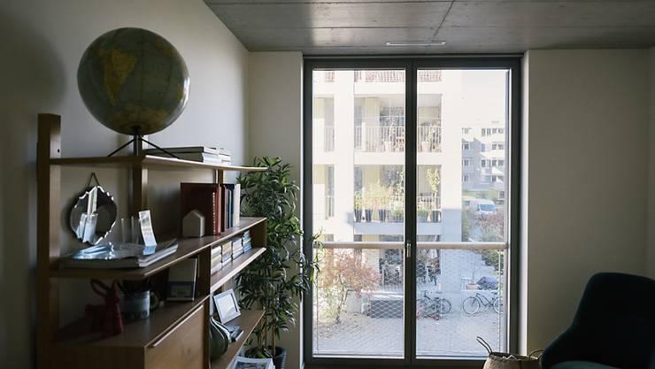 Die Preise für Eigentumswohnungen haben offenbar den Zenit erreicht. (Symbolbild)