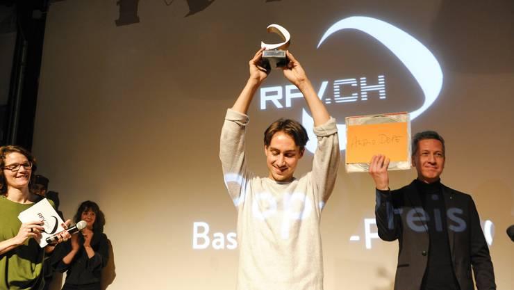 Der Gewinner des Basler Pop-Preises 2018: Audio Dope