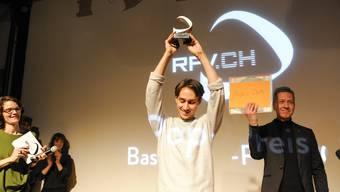 Basler Pop-Preis 2018
