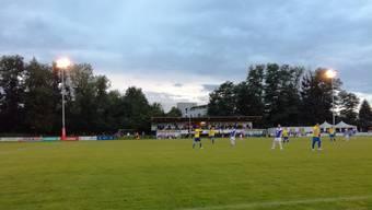 Der FC Wohlen verliert gegen Solothurn knapp.