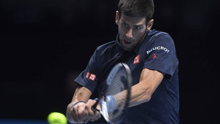 Novak Djokovic bekundet in seinem ersten Match 2017 keine Anlaufschwierigkeiten. (Archivbild)