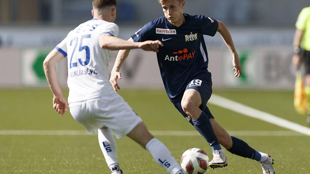 FCZ bedient sich bei Lausanne-Sport