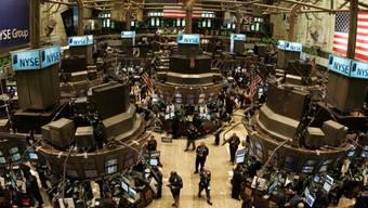 New Yorker Börse schliesst auf Rekordhoch