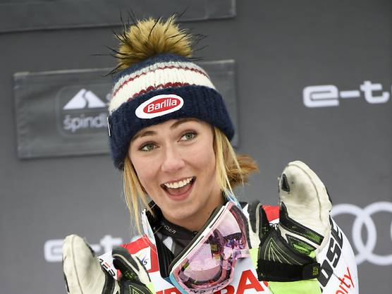 Mikaela Shiffrin verdiente am meisten aller Skifahrerinnen
