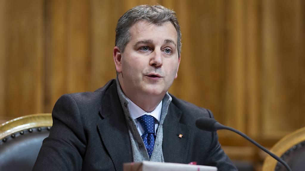Tessiner Marco Chiesa soll SVP-Präsident werden