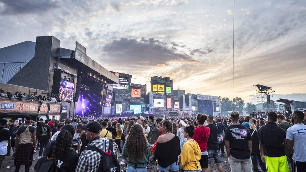 Auch in diesem Jahr bleibt das Festivalgelände in Frauenfeld leer.