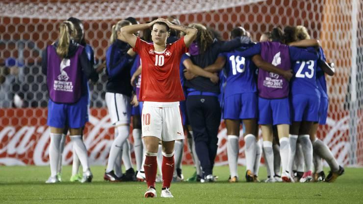 Die Schweizerinnen müssen nach der Gruppenphase bereits ihre Koffer packen.