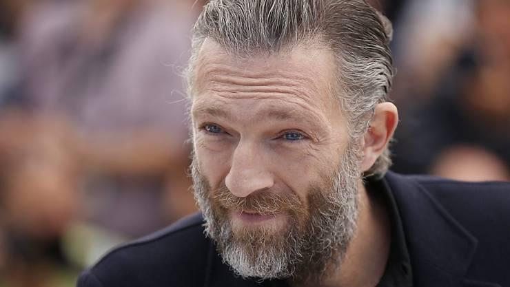 """Vincent Cassel bei der Präsentation seines Films """"Just la fin du monde"""" in Cannes. Er kennt das darin geschilderte Problem der zerstrittenen Familie persönlich."""