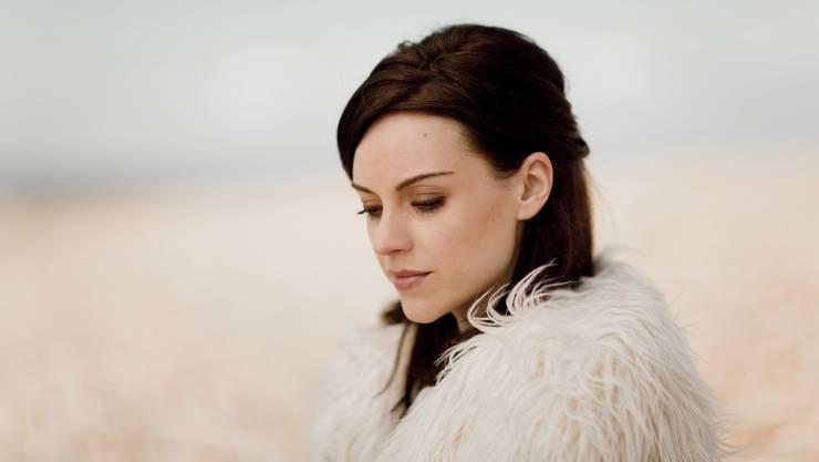 Amy Macdonald spielt heute zum dritten Mal in Basel. 2007 und 2014 trat sie an der Baloise Session auf.