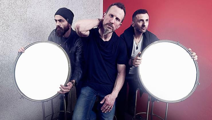 Auch die Solothurner Band The Next Movement wird an den Musiktagen zu sehen und hören sein.