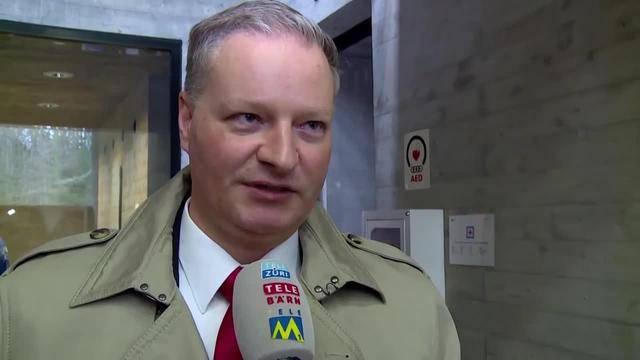 Stefan Meichssner: «Ich bin enttäuscht, dass die Mehrheit keine lebenslange Verwahrung wollte.»