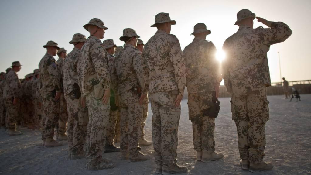 Bundeswehr zieht aus afghanischem Kundus ab