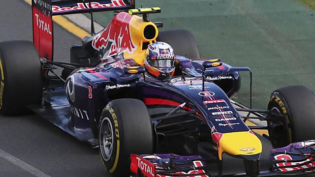 Red Bull wird am 14. April seine Sicht der Dinge darlegen