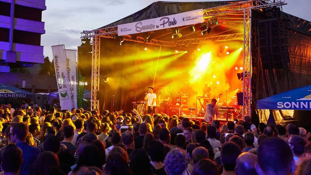 Luca Hänni, Damian Lynn, James Gruntz und viele andere treten dieses Wochenende in Heerbrugg auf.