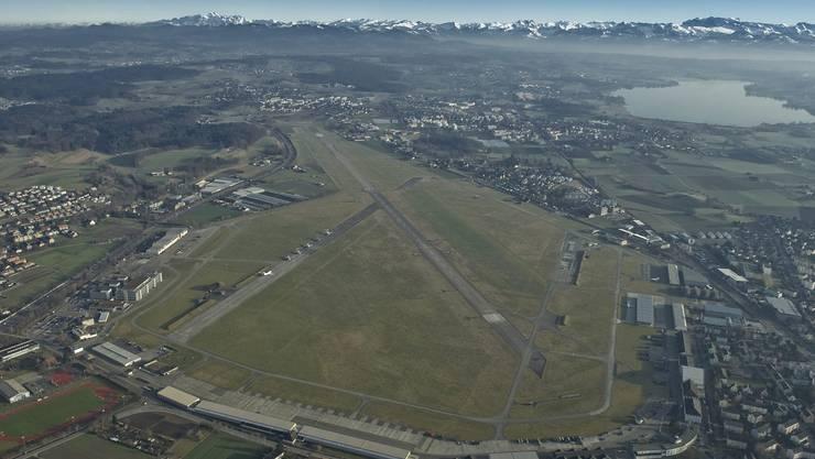 Eine solche Fläche wie den Flugplatz Dübendorf könnte man dem Bund in der Nordwestschweiz nicht für einen Innovationspark zur Verfügung stellen. Der Regierungsrat ist aber überzeugt, dass auf Teilen das Flugplatzareals auch im Falle einer zivilaviatischen Nutzung ein Innovationspark errichtet werden kann.