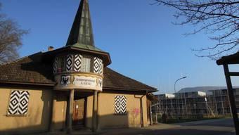 Die Ortsbürger wollen Baufeld 2 (Bauprofile) in der Aarenau überbauen. Aus dem Schützenhaus soll ein Bistro werden.