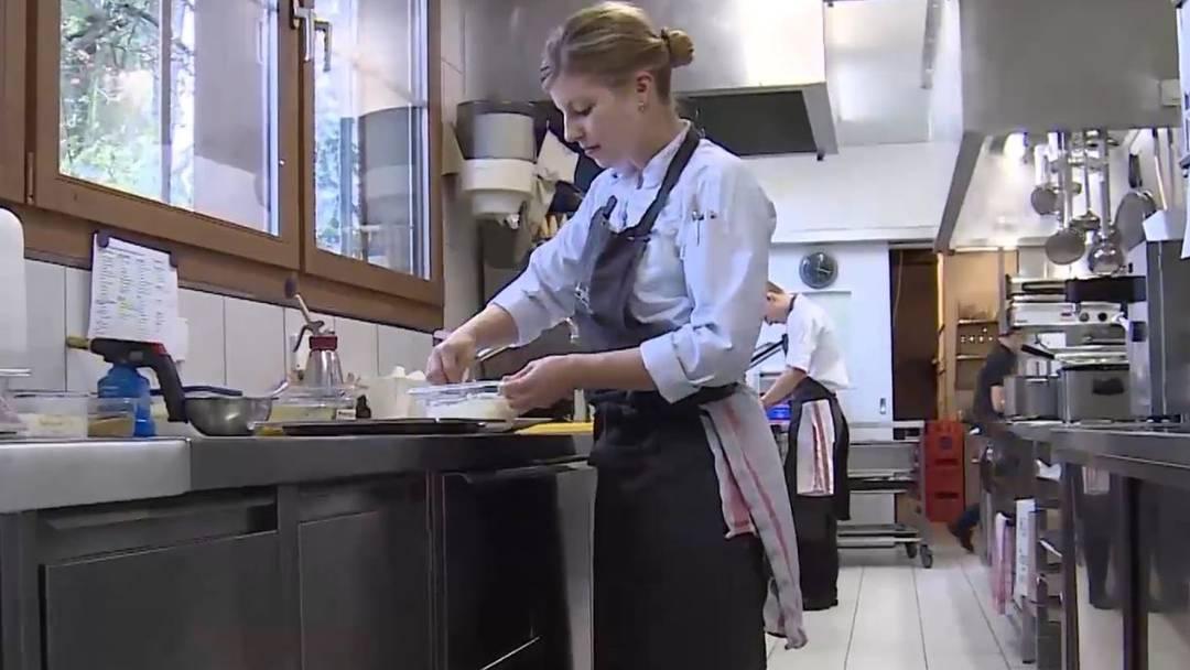 Solothurnerin wird Jung-Köchin des Jahres