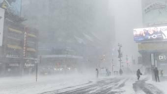Der Mittlere Westen der USA kämpft mit frostigen Temperaturen – und es wird noch schlimmer.