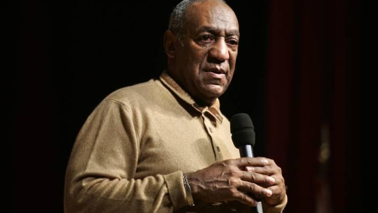 Imageschaden für den einstigen Publikumsliebling: der wegen sexueller Übergriffe verurteilte US-Entertainer Bill Cosby. (Archivbild)