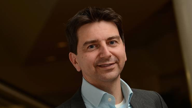 Basler GLP-Präsident David Wüest-Rudin. (Archiv)
