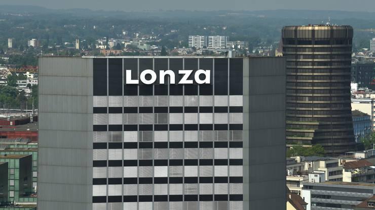 Der Lonza-Sitz in Basel. Der Impfstoff soll im Werk in Visp (Wallis) produziert werden.