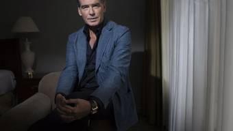 Bringt Hollywood-Glamour ans Filmfestival in Lausanne: der irische Schauspieler Pierce Brosnan.